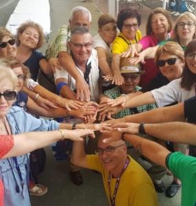 X Encuentro Insular de Cuidadoras de Personas Dependientes de Tenerife. I Encuentro   I Encuentro Autonómico del Tren de La Felicidad