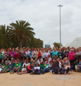 VII Encuentro de Personas Cuidadoras. Gran Canaria  2018